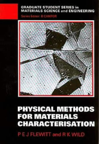 9780750303200: Physical Methods for Materials Characterisation (Series in Materials Science and Engineering)