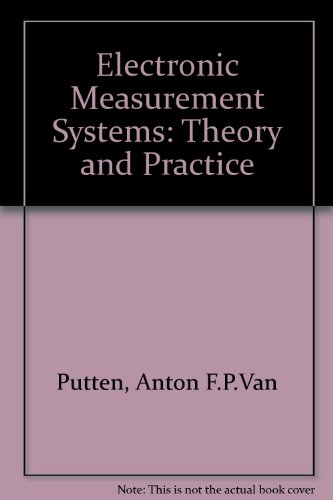 9780750303392: Electronic Measurement Systems: Theory and Practice