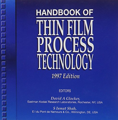 9780750304092: Handbook of Thin Film Process Technology, CD-ROM