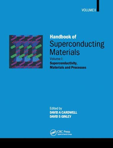 9780750304320: Handbook of Superconducting Materials