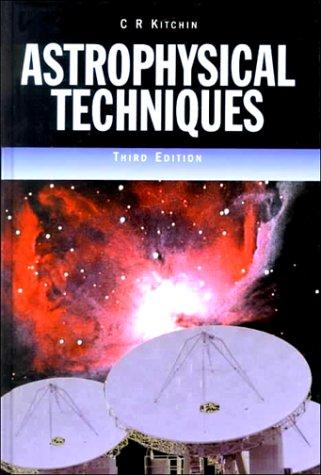 9780750304979: Astrophysical Techniques