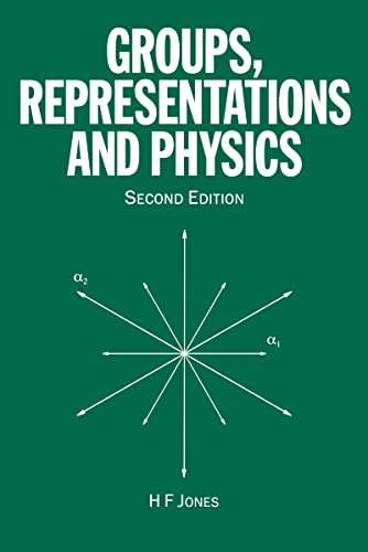 9780750305044: Groups, Representations and Physics