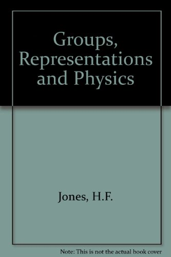 9780750305051: Groups, Representations and Physics