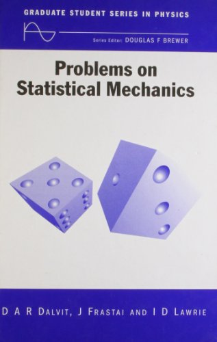 9780750305204: Problems on Statistical Mechanics (Graduate Student Series in Physics)