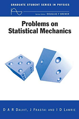 9780750305211: Problems on Statistical Mechanics (Pbk) (Graduate Student Series in Physics)