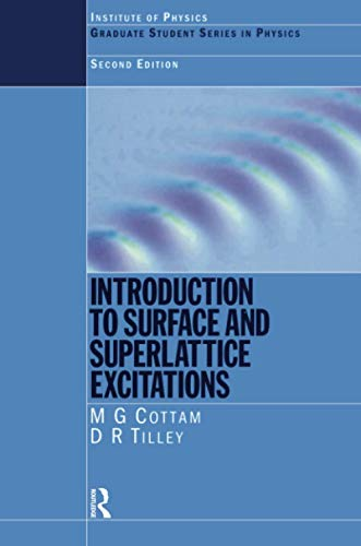 Introduction to Surface and Superlattice Excitations 2nd: Gottam, Michael G.;
