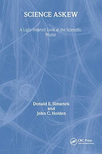 Science Askew: Simanek, Donald E.