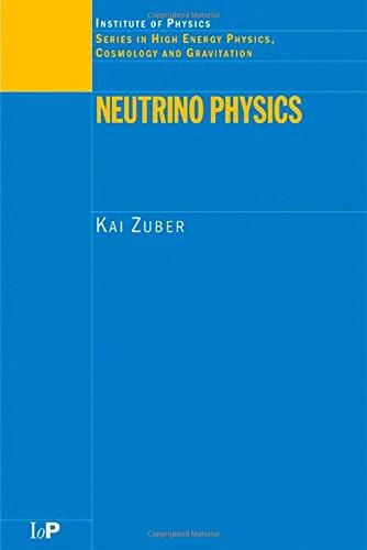 9780750307505: Neutrino Physics (Series in High Energy Physics, Cosmology and Gravitation)