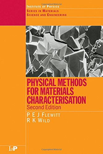 9780750308083: Physical Methods for Materials Characterisation, Second Edition (Series in Materials Science and Engineering)