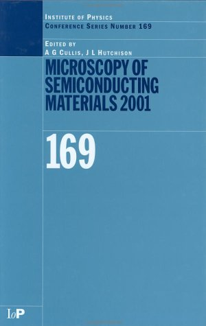 9780750308182: Microscopy of Semiconducting Materials 2001 (Conference Series)