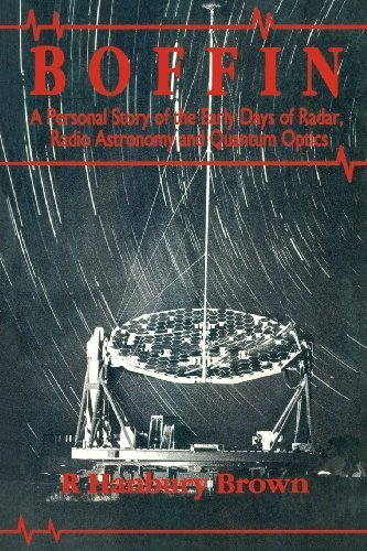 9780750308922: Boffin: A Personal Story of the Early Days of Radar, Radio Astronomy and Quantum Optics