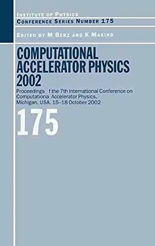 Computational Accelerator Physics (Conference)