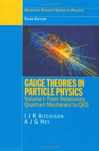 9780750309820: Gauge Theories in Particle Physics, 3rd Edition (2 Volume Set) (Graduate Student Series in Physics)