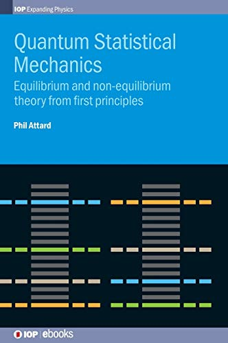 9780750311892: Quantum Statistical Mechanics