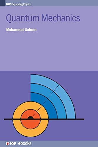 9780750312073: Quantum Mechanics (IOP Expanding Physics)