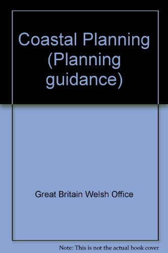 Planning Guidance (Wales): Technical Advice Note (Wales) 14. COASTAL PLANNING. March, 1998. Is in ...