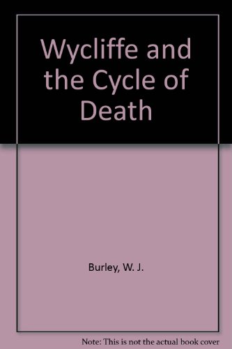 9780750500388: Wycliffe and the Cycle of Death