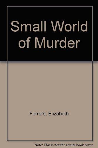 9780750501156: Small World of Murder