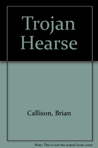 9780750501934: Trojan Hearse
