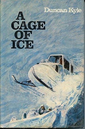 9780750502511: Cage Of Ice (Magna Romance)