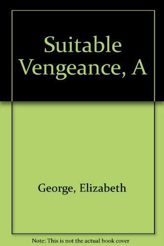 9780750504560: A Suitable Vengeance