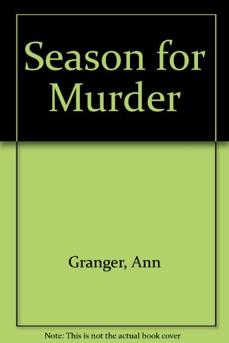 9780750504836: A Season For Murder