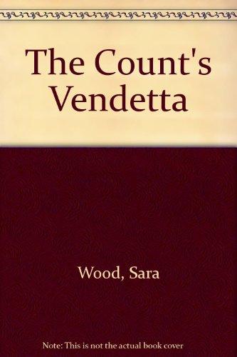9780750508230: The Count's Vendetta