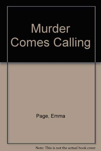 9780750510813: Murder Comes Calling
