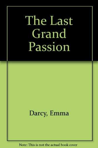 9780750510974: The Last Grand Passion