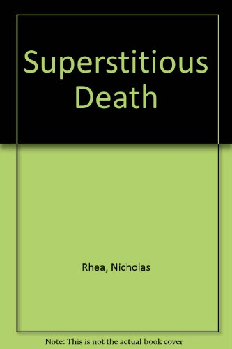 9780750514170: Superstitious Death