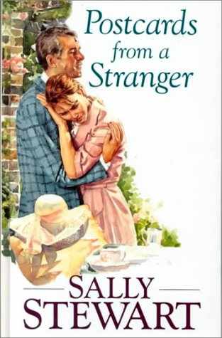Postcards from a Stranger (Magna Large Print General Series): Stewart, Sally