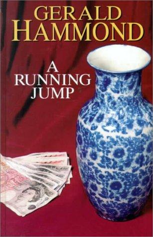 9780750514866: A Running Jump (Magna Large Print General Series)