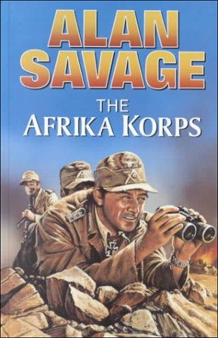 9780750515283: The Afrika Korps