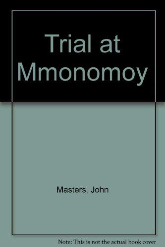 Trial at Mmonomoy Masters, John