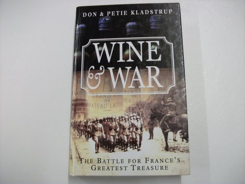9780750518949: Wine and War