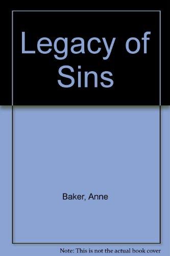 9780750519304: Legacy of Sins