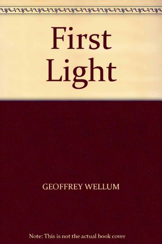 9780750519533: First Light