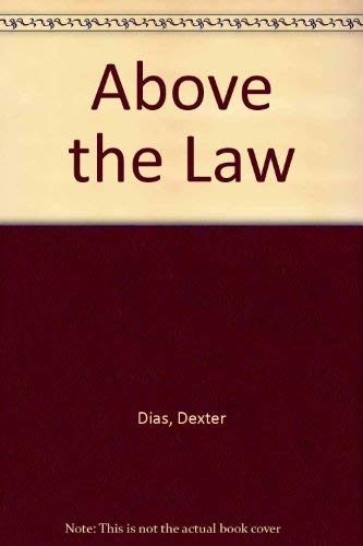 9780750520140: Above the Law
