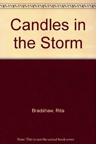 Candles in the Storm (0750520620) by Rita Bradshaw