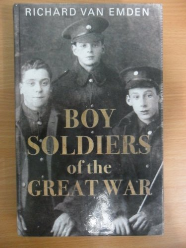 9780750524247: Boy Soldiers of the Great War
