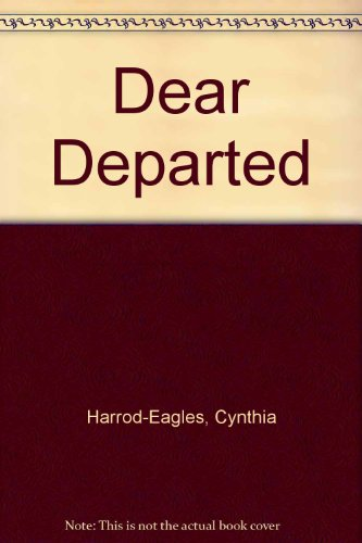 9780750525077: Dear Departed