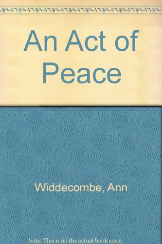 9780750527101: An Act of Peace