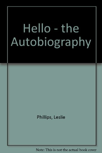 9780750527163: Hello - the Autobiography