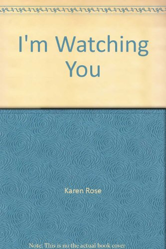 9780750527804: I'm Watching You