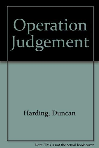 9780750528085: Operation Judgement