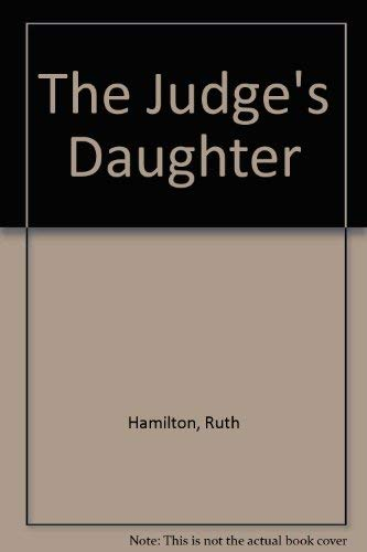 9780750528498: The Judge's Daughter