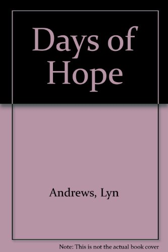 9780750529051: Days of Hope