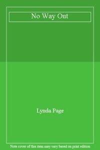 No Way Out: Page, Lynda