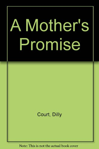 9780750530583: A Mother's Promise