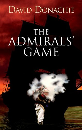 9780750531115: The Admirals' Game (Magna (Large Print))